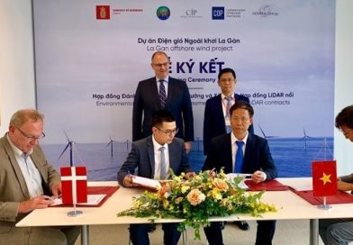 $10-billion offshore wind project signs major site investigation contracts