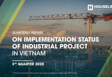 Quarterly Report on Implementation status of Industrial Projects in Vietnam – 3rd Quarter 2020