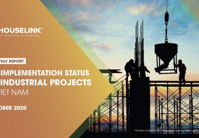 Monthly Report on Implementation status of Industrial Projects in Vietnam – October 2020