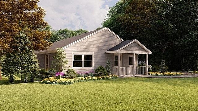 2238 image005 - Đẹp ngỡ ngàng ngôi nhà in 3D, được xây dựng bằng robot
