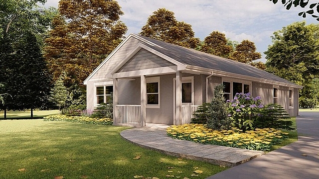 2238 image006 - Đẹp ngỡ ngàng ngôi nhà in 3D, được xây dựng bằng robot