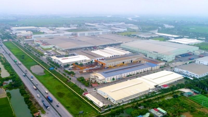 khu cong nghiep gia binh - Thủ tướng đồng ý chủ trương đầu tư dự án hạ tầng khu công nghiệp hơn 2.500 tỷ đồng tại Bắc Ninh