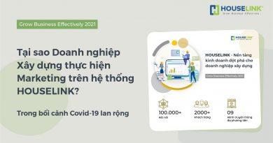 80% Khách hàng cải thiện kết quả kinh doanh khi chọn HOUSELINK
