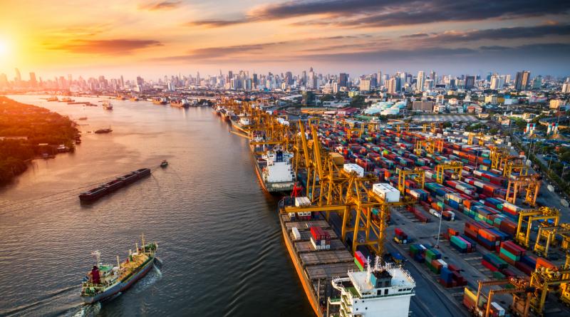 Phát triển Logistics cho Hải Phòng