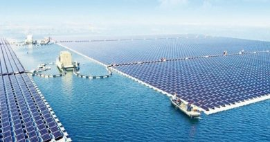 Vietnam's Ca Mau province launches trial project for solar power at sea