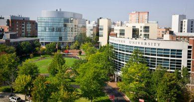 Tổ hợp Khoa học và Kỹ Thuật Liên ngành Đại học Northeastern