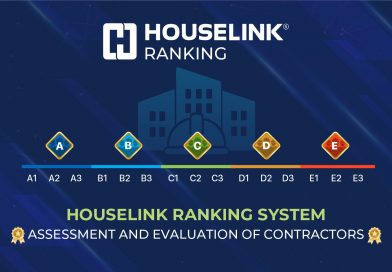HOUSELINK Ranking System for evaluating the capacity of construction enterprises