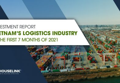 Investment Report of Vietnam's logistics industry in the first 7 months of 2021